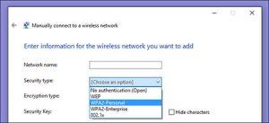 WPA2-Wi-Fi