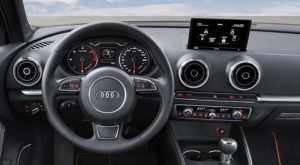 Audi A3 High-Speed Internet