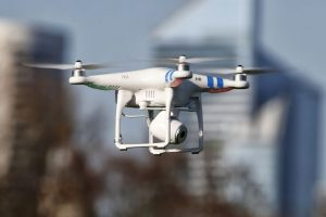Snoopy Drone Hacks Smartphones
